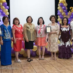 Award of Distinction (25years) was awarded to PAMET-USA Texas Chapter
