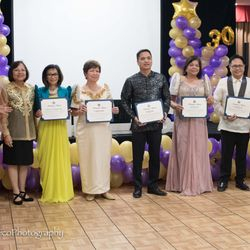 Recipients of the President's Award