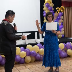 Installation of Ms. Maxima Edora as Business Manager