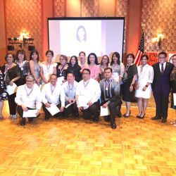 San Diego Chapter Induction of Officers, August 24, 2019
