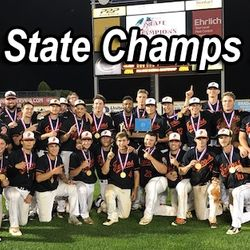 Falcons win Pennsbury's 1st ever State Championship on Nick Price's walk-off, 2-outsingle in the bottom of the 7th inning scoring Justin Massielo from 2nd base. Falcons beat Dallastown 1-0 and finished 22-6 on the season!