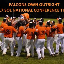 Falcons win 2nd league title in 3 years!