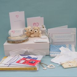 What is offered now, a memory box full of memory making items, keepsakes, baby blanket and suitably sized clothing for even our tiniest babies, support leaflets and literature.