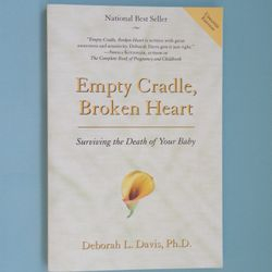 A book on grief and loss. Grief can affect you in all manner of ways, to know these are normal can be immensely comforting.