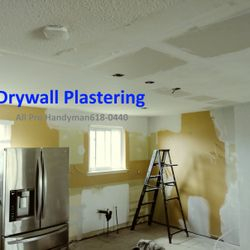 Drywall - Kitchen reno