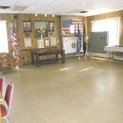 Meeting or Serving Room