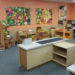SUPERMARKET ROOM - This truly authentic environment gives our scholars the experience of learning ELA, MATH, SCIENCE and SOCIAL STUDIES in a real world setting.