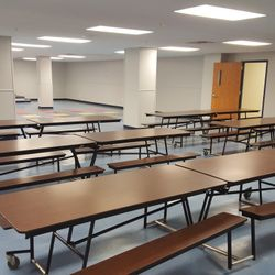 WELCOME TO OUR FULL SERVICE CAFETERIA. SCHOLARS WILL RECEIVE BREAKFAST, LUNCH and DINNER.