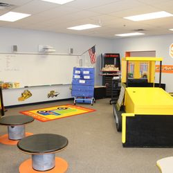 CONSTRUCTION ROOM- STUDENTS WILL BE ABLE TO DEVELOP COMPETENCIES IN ALL CORE AREAS AND BE ABLE TO DEVELOP GROSS AND FINE MOTOR SKILLS IN THE CLASSROOM ENVIRONMENT.