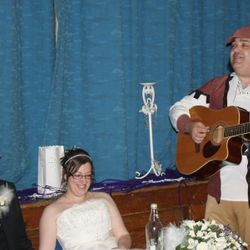 Wedding tribute song in Yorkshire