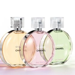 NUMBER NINETEEN Chanel Fragrance: Chance. Find it at:http://www.chanel.com/en_US/fragrance-beauty/chance-136332