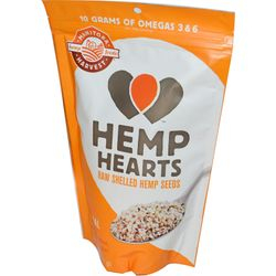 NUMBER THIRTEEN Hemp Hearts (Raw Shelled Hemp Seeds). Find it at: https://manitobaharvest.com