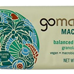 NUMBER TWO Go Macro Bar in the Flavour Granola + Coconut. Find it at: https://gomacro.com/