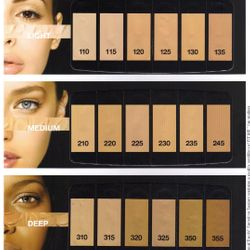 NUMBER EIGHTEEN Maybelline FitMe Foundation. Find it at: https://www.maybelline.com/collections/fitme