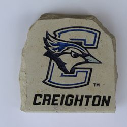 Creighton University Custom Limestone Rock