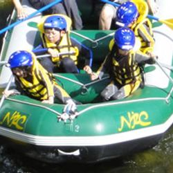 rusutsu white water rafting