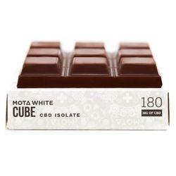 CBD White and Black Chocolate