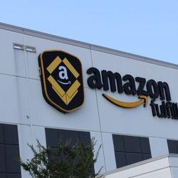 Amazon Distribution Plant Tour  June  '16