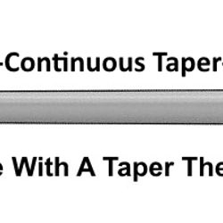 Machine Tapered Shaft