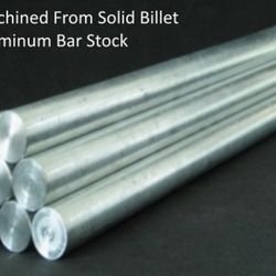Solid Aluminum Billet Bar Stock