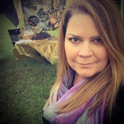Kathy Lamm- Spirit Connector, Artist and Coach
