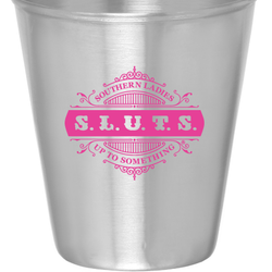 """Stainless Shot Cup"" (2.5 oz.)"
