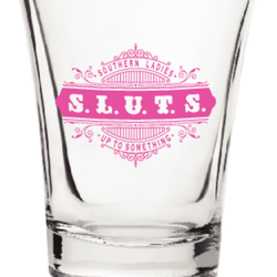"""Shot Glass"" (2 oz. size)"