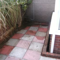 We can restore your outside space in the most inexpensive way.