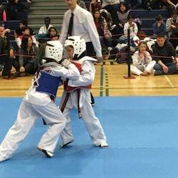 Spirit 1 Taekwondo Sparring