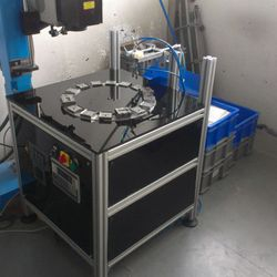 Rotary Laser Marking System