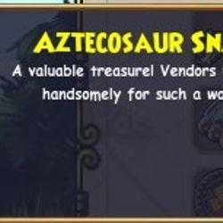 Aztecosaur Snake Treasure