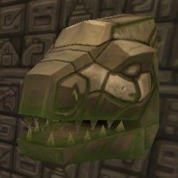 Stone Aztecosaur