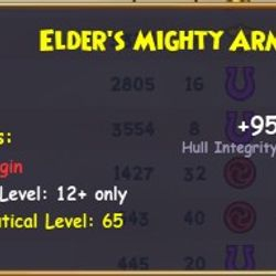 Elder's Mighty Armor