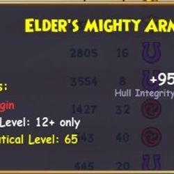 Elder's Mighty Armor