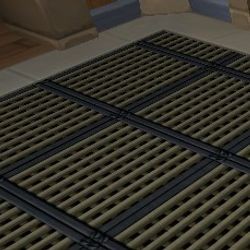 Metal Floor Grating