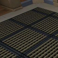 Metal Floor Grating
