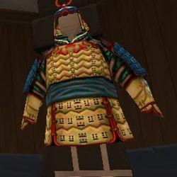 Samoorai Armor