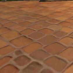 Valencian Cobble Stone Floor