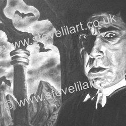 Bela Lugosi/Count Dracula