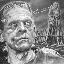 Boris Karloff/Frankenstein's Monster