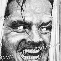 Jack Nicholson/The Shining