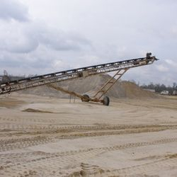 Conveyor / Radial Stacker