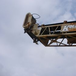 Kolberg / Radial Stacker Conveyor