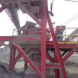 Pioneer Spokane 74 EV / Vertical Shaft Impact Crusher