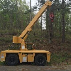 Grove AP308 / Crane