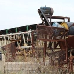 Used Truss Frame Overland Conveyor For Sale
