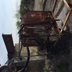 ALLIS CHALMERS 45H / Stationary Cone Crusher