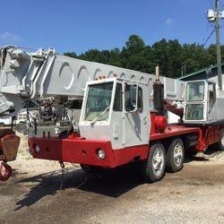 Used FMC/ LinkBelt HTC-35 / Truck Crane