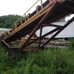 Used Aggregate Conveyor