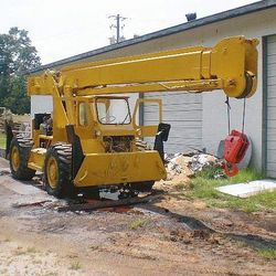 Grove RT58 Crane